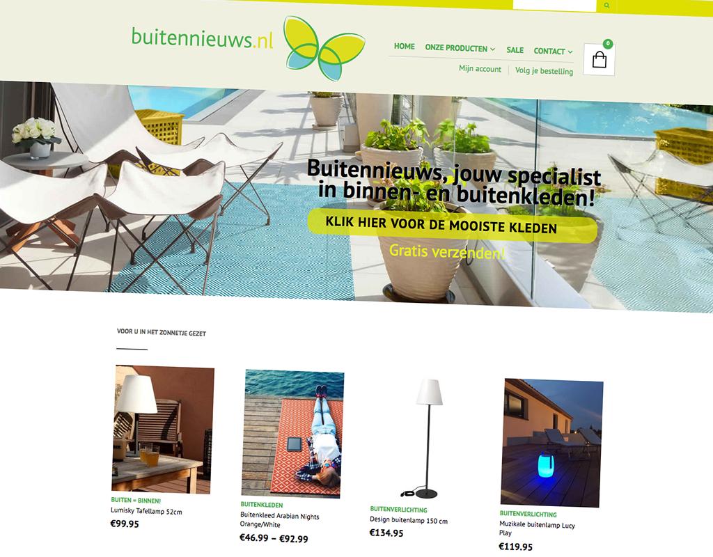 Buitennieuws.nl ~ branding, website en marketingcommunicatie