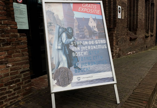 Groot Tuighuis / Jheronimus Bosch Art Center ~ marketingcommunicatie