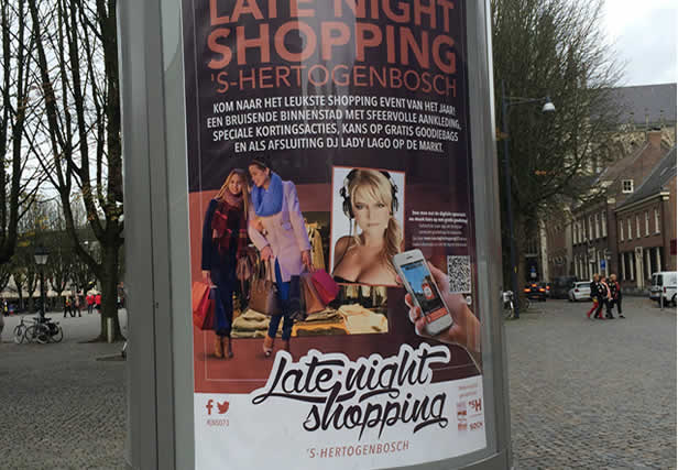 Late night shopping 073 ~ branding, online en marketingcommunicatie evenement